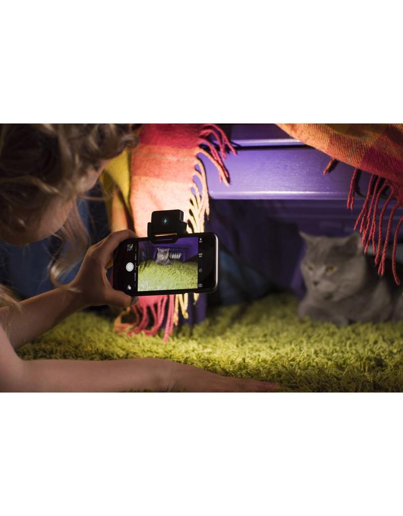 iBlazr iBlazr2 draadloze smartphone flitser (Zwart)