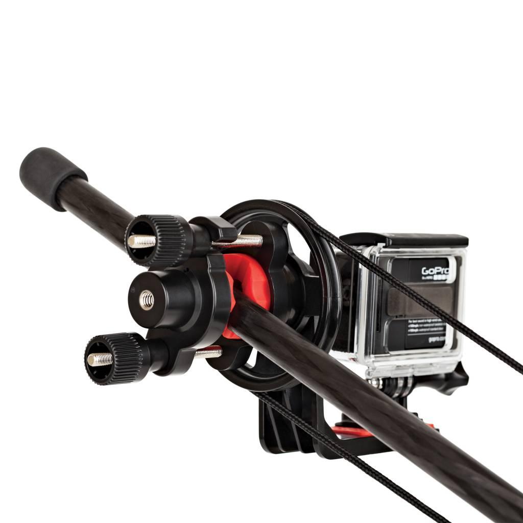 Joby Joby Action Jib Kit & Pole Pack Black/Red