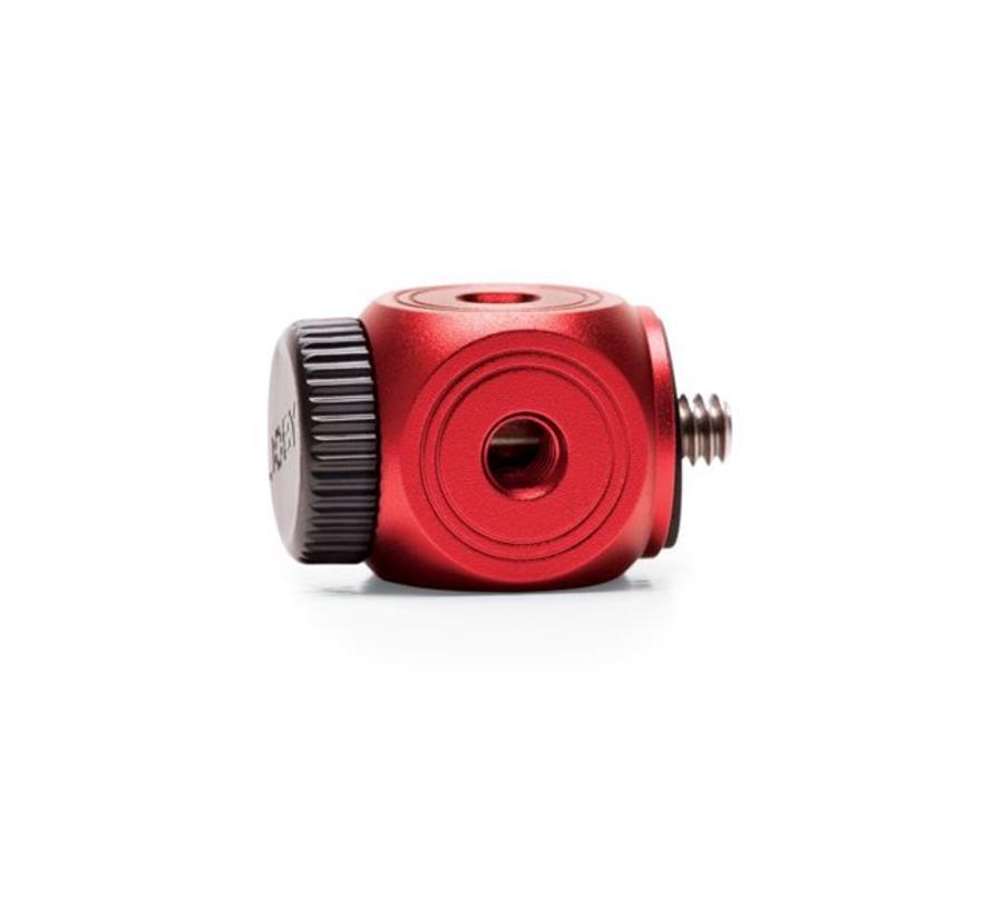 Joby Hub Adapter Red
