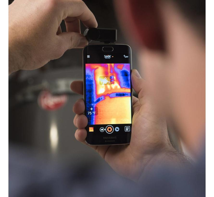 Seek Thermal Compact XR voor Android (Micro-USB)