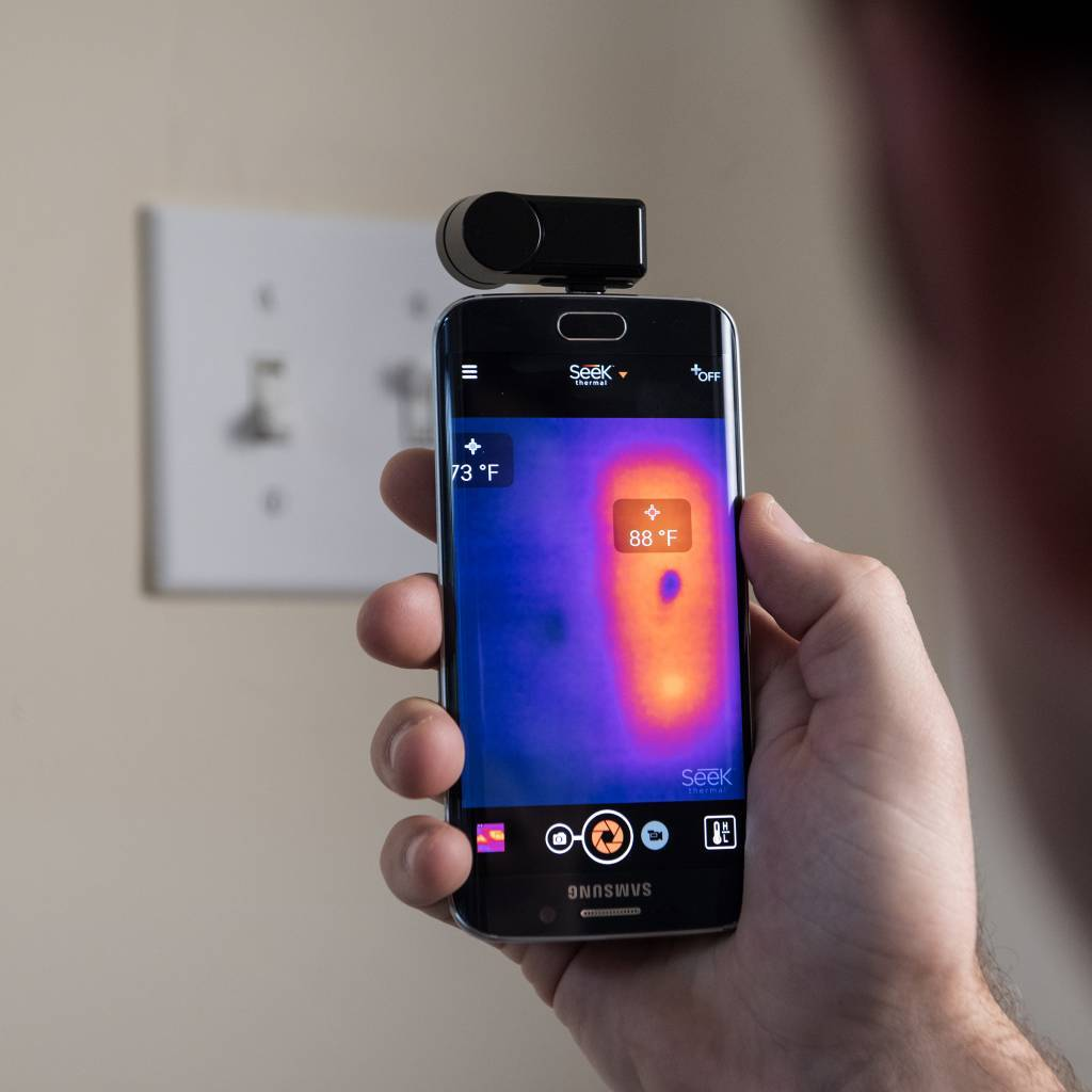 Seek Thermal Seek Thermal Xtra Range for Android (Micro-USB)