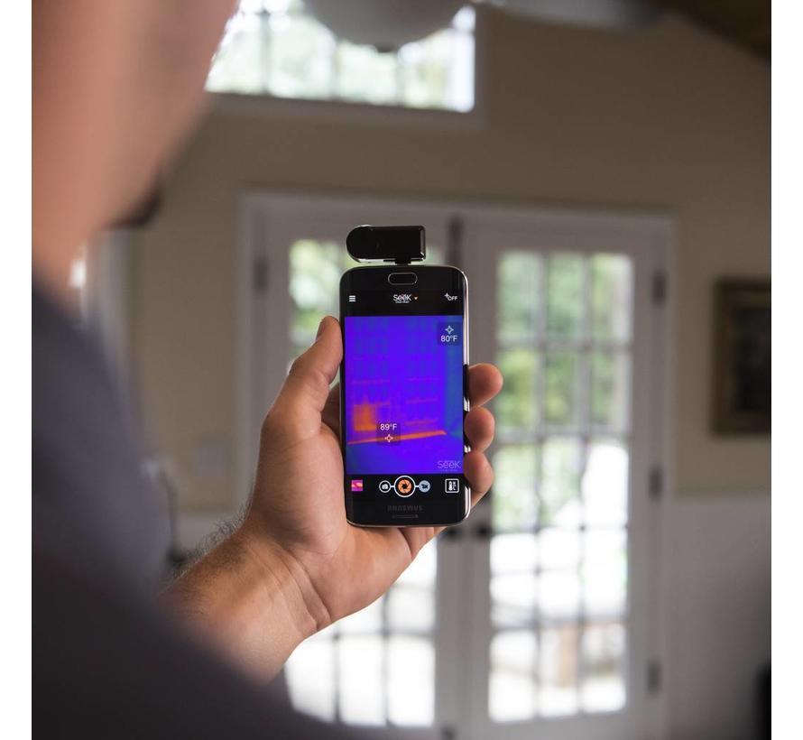 Seek Thermal Compact XR voor iPhone