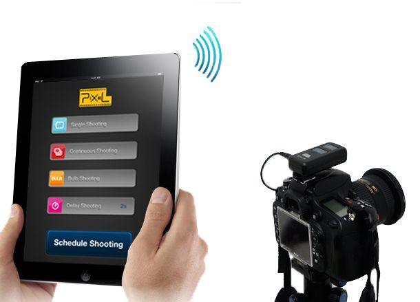 Bluetooth Timer Remote Control