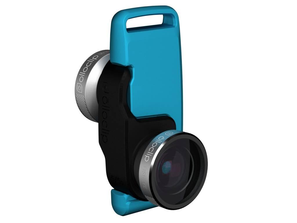 olloclip olloclip 4 in 1 lens voor iPhone SE (nieuw design)