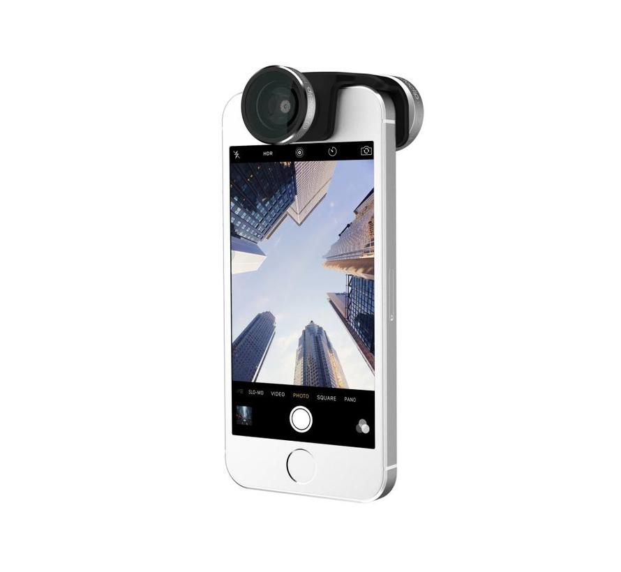 olloclip 4 in 1 lens for iPhone SE