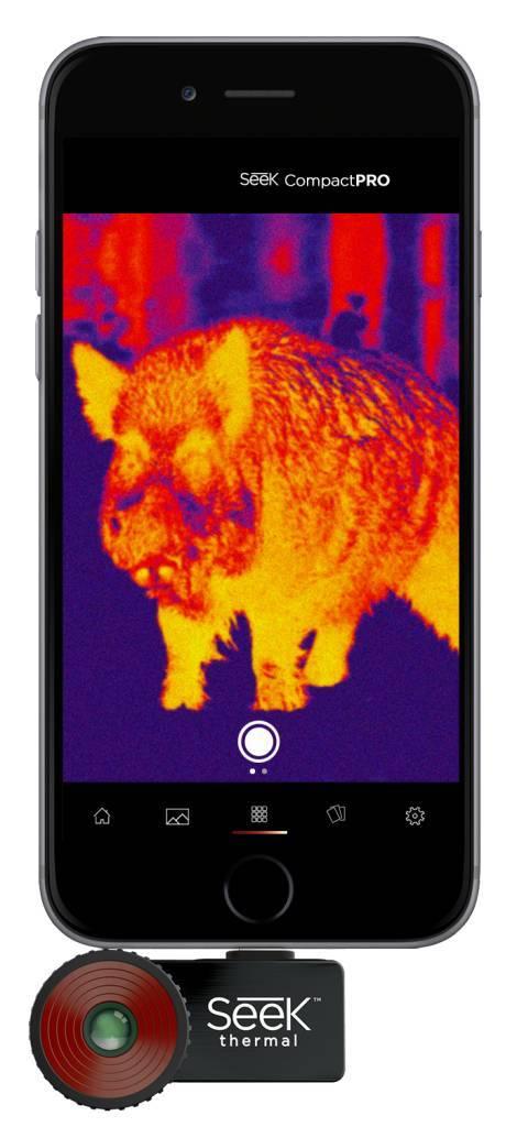 Seek Thermal Seek Thermal Compact PRO iOS FastFrame