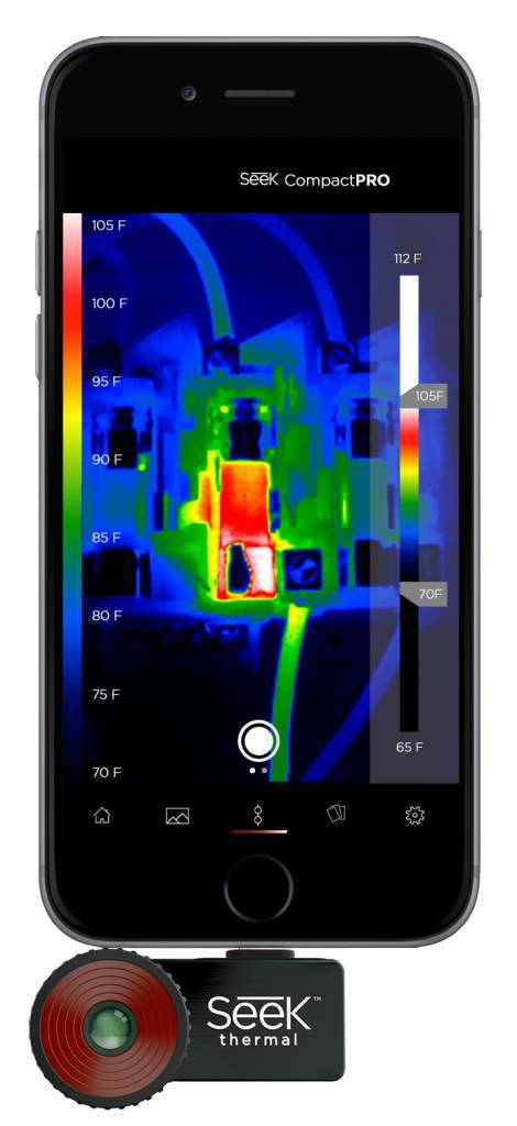 Seek Thermal Seek Thermal Compact PRO Android FastFrame (Micro-USB)