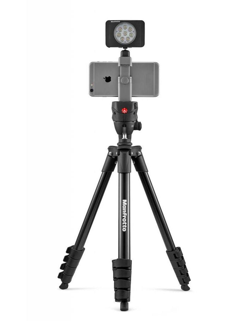 Manfrotto TwistGrip smartphone mount (58 - 82 mm)
