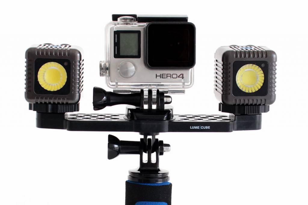 Lume Cube LumeCube Kit GoPro Mounting Bar + 2 Lume Cubes