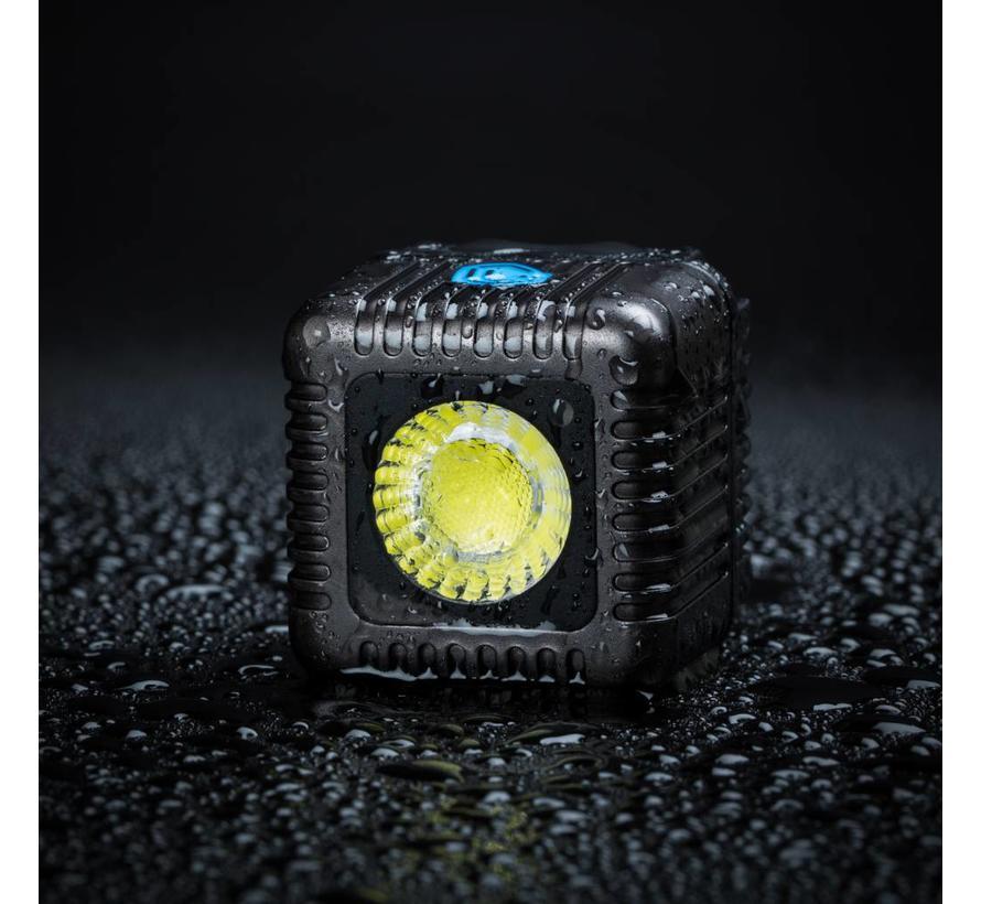Lume Cube videolamp en flitser - Zwart