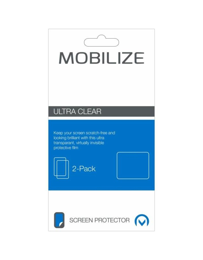 Mobilize Mobilize Clear 2-pack Screen Protector Samsung Galaxy S7 Edge