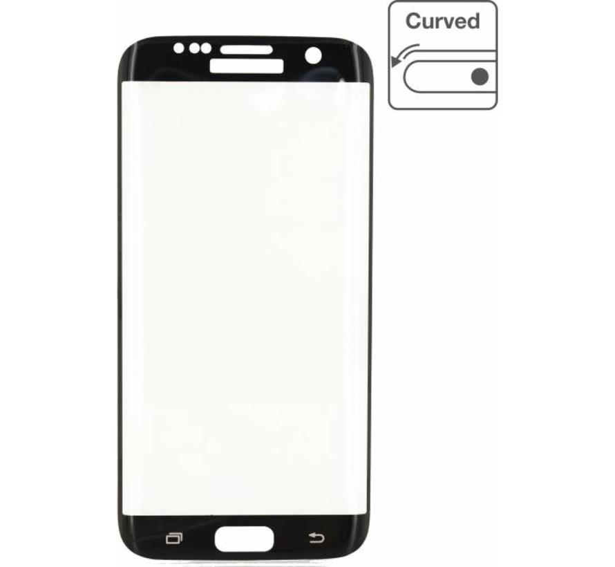 Mobilize Edge-To-Edge Glass Screen Protector Samsung Galaxy S7 Edge