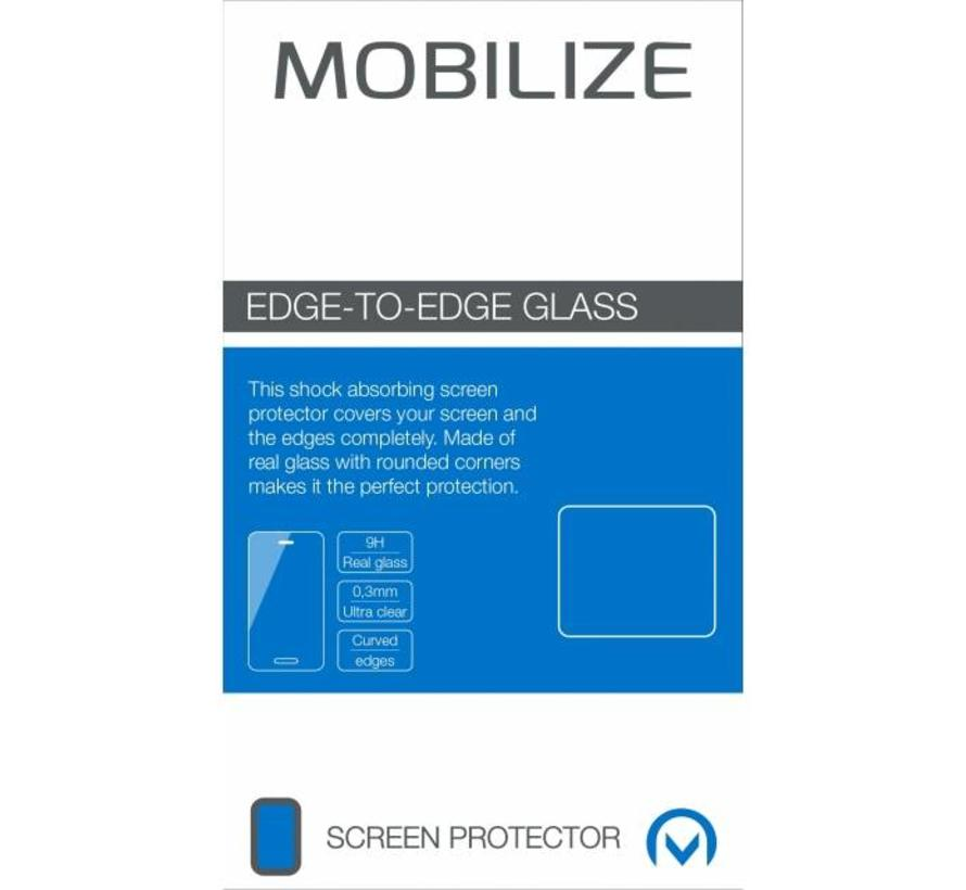 Edge-To-Edge Glass Screen Protector Samsung Galaxy S7 Edge