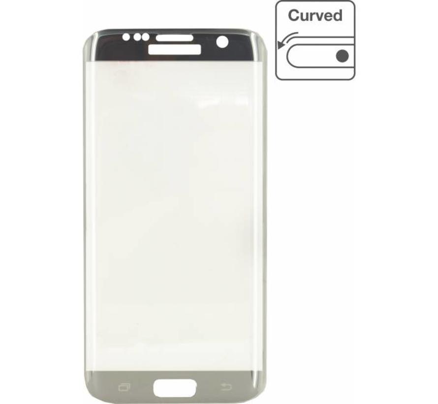 Mobilize Edge-To-Edge Glass Screen Protector Samsung Galaxy S7 Edge