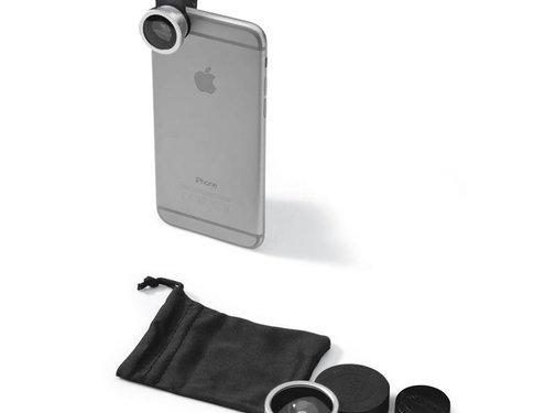 Pixigo Basic Lensclip (bedrukt)