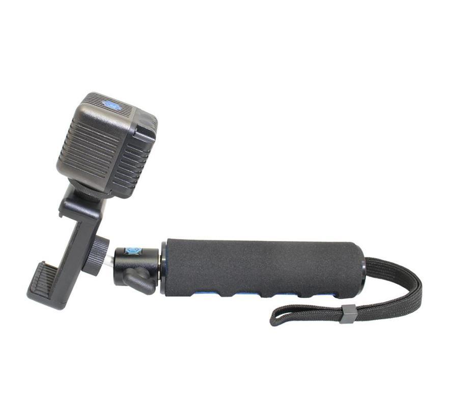 LumeCube Smartphone Video Mount & Handle