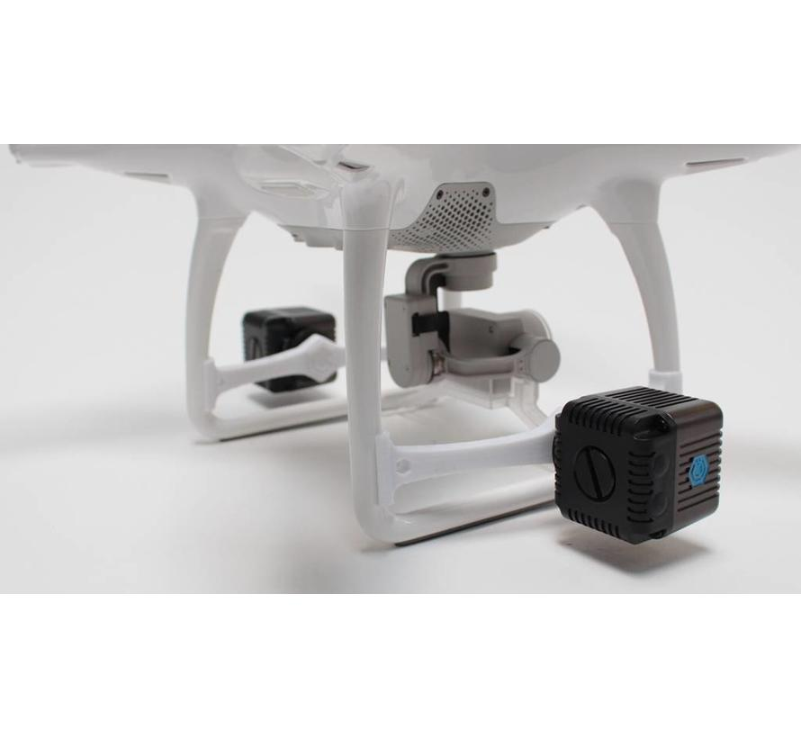 Lume Cube Kit voor DJI Phantom 4 (Gunmetal Grey)