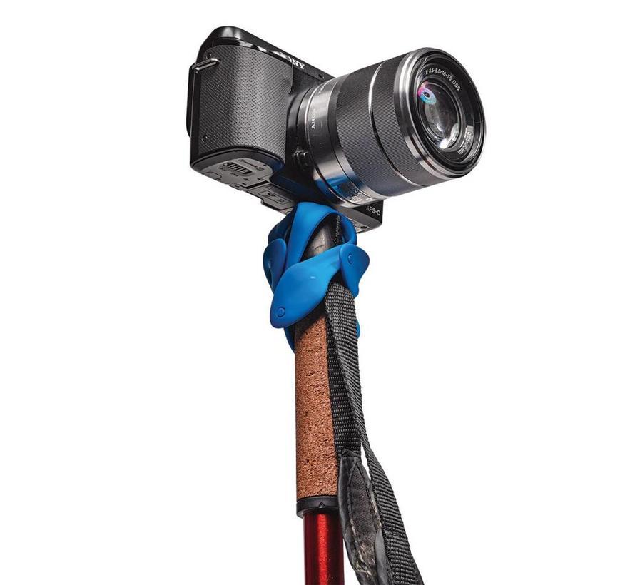 Miggo Splat Flexible Tripod for P&S Mirorless Cameras Blue