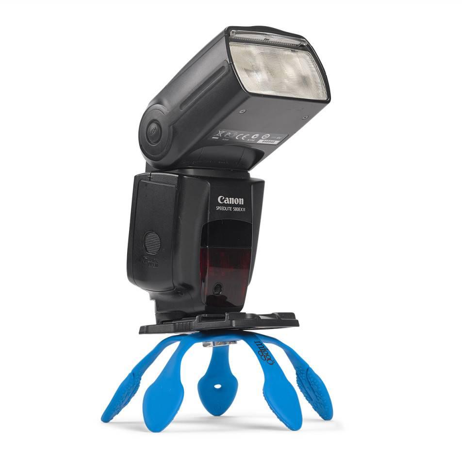 Miggo Miggo Splat Flexible Tripod for SLR Cameras Blue