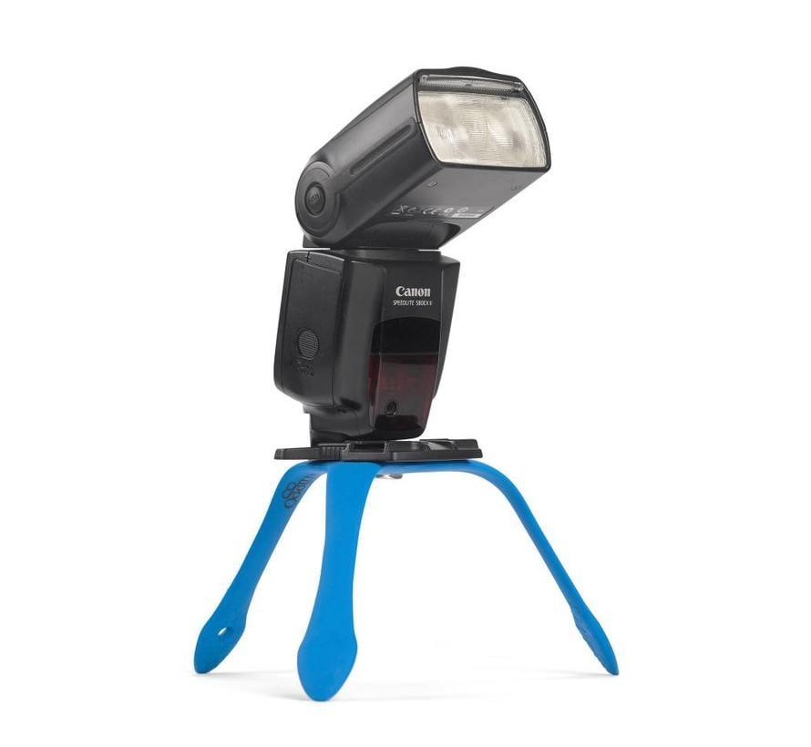 Miggo Splat Flexible Tripod for SLR Cameras Blue