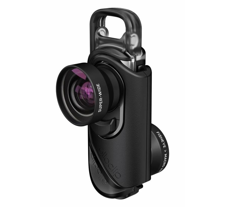 olloclip voor iPhone 7/7 plus Core lens set