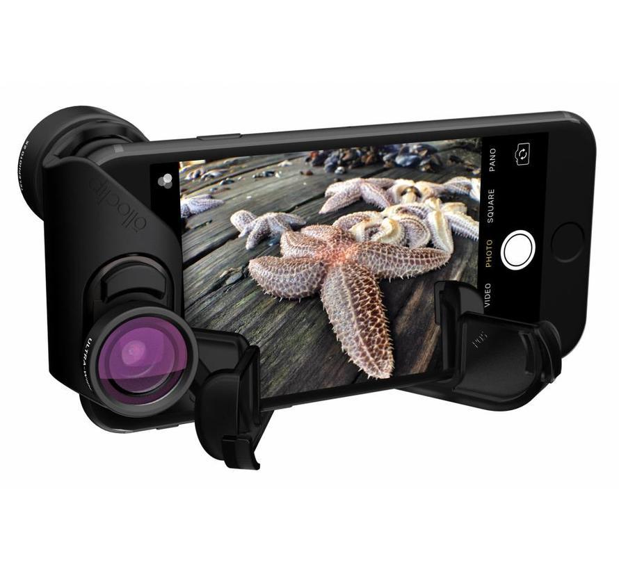 olloclip for iPhone 7/7 plus Active lens set