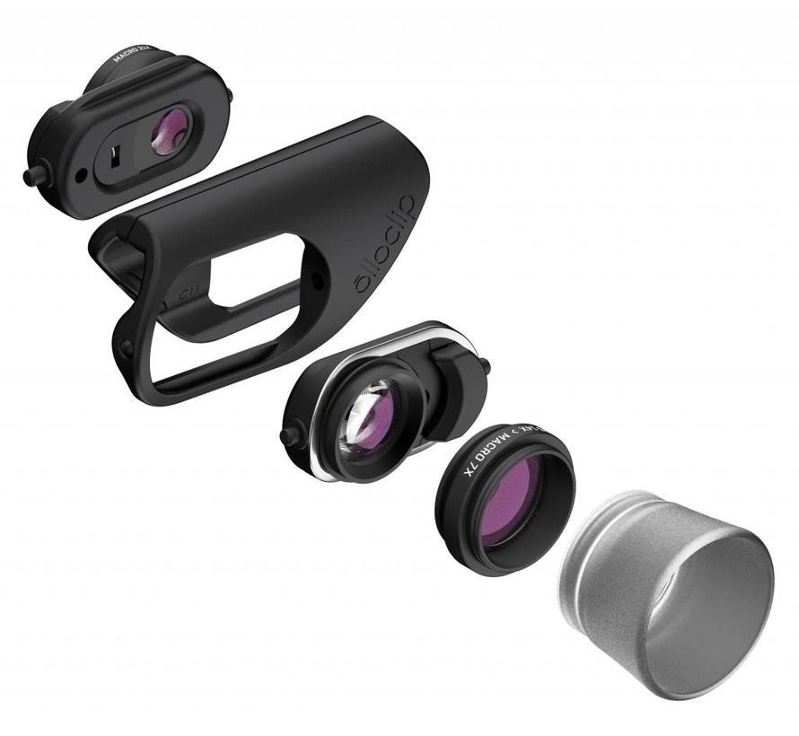 olloclip voor iPhone 7/7 plus Macro pro lens set
