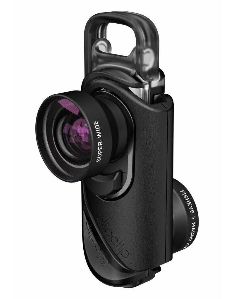 olloclip olloclip bundel voor iPhone 7/8 en 7/8 plus Core lens set
