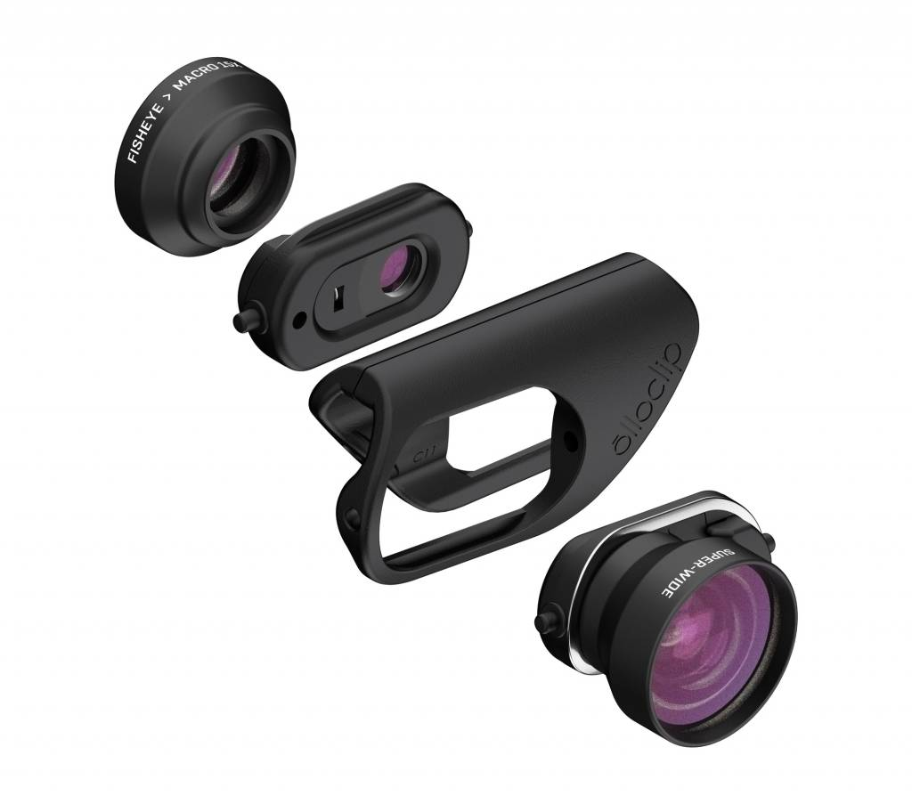 olloclip olloclip bundle for iPhone 7/7 plus Core lens set