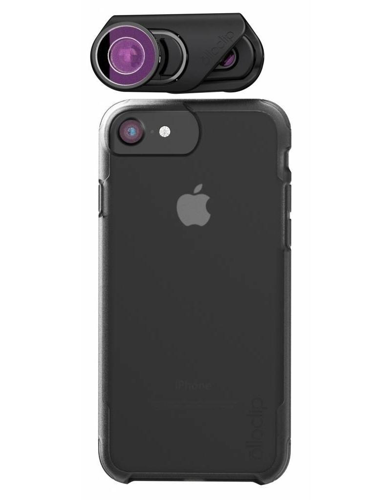 olloclip olloclip bundel voor iPhone 7/7 plus Core lens set