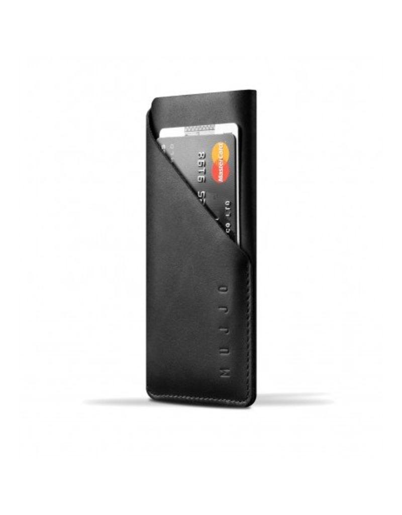 Mujjo Wallet sleeve voor iPhone 6/6s