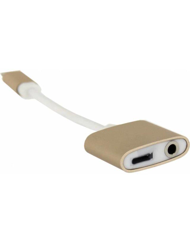 Pixigo Basic Lightning Splitter for Apple iPhone 7/7 Plus