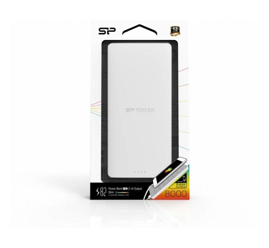 Silicon Power S82 Powerbank 8000 mAh