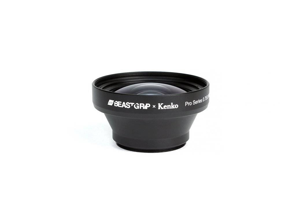 Beastgrip Beastgrip x Kenko Pro Series 0.75X Wide Angle Lens