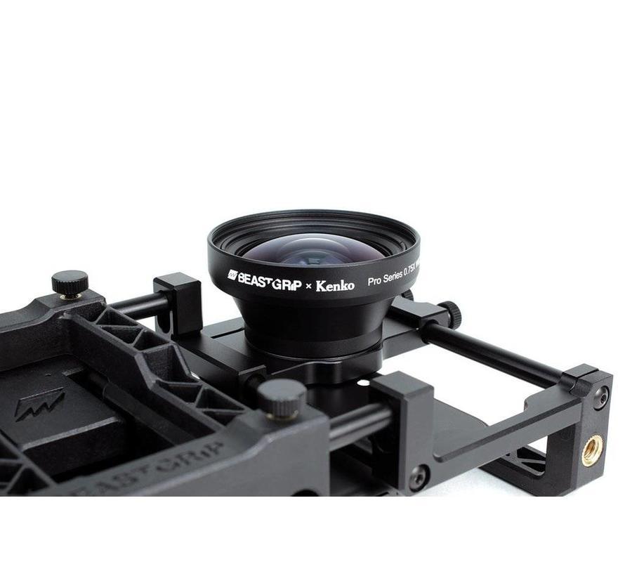 Beastgrip Pro Series 0,75x groothoeklens