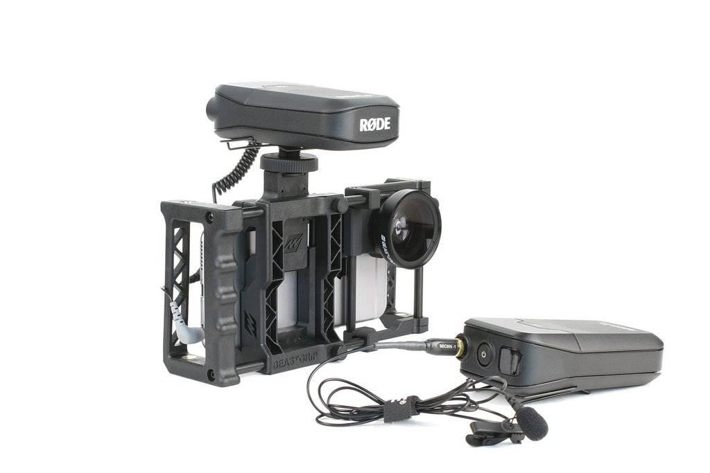 RODE Røde Filmmaker kit