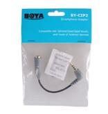 Boya Boya Smartphone Adapter BY-CIP voor iOS en Android