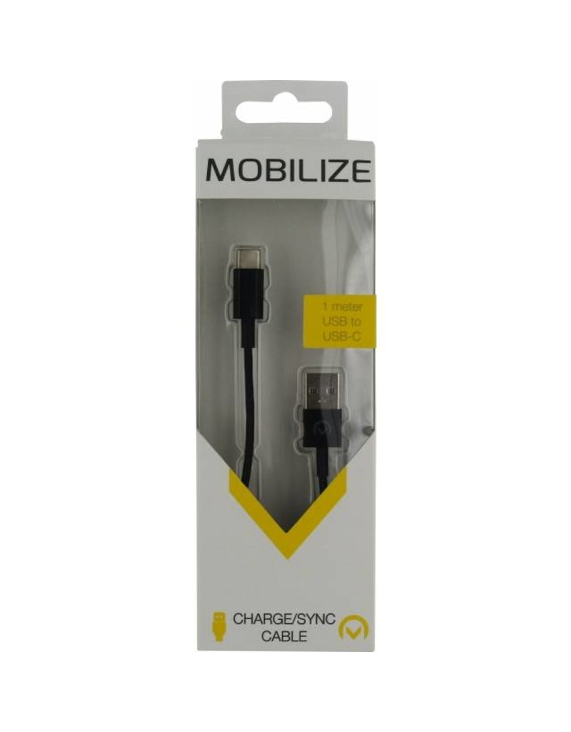 Mobilize Mobilize Charge/Sync Cable USB-C