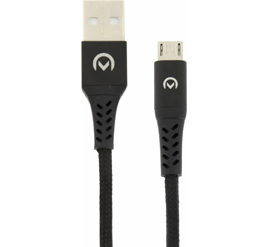 Mobilize Nylon Braided Charge/Sync Cable Micro USB