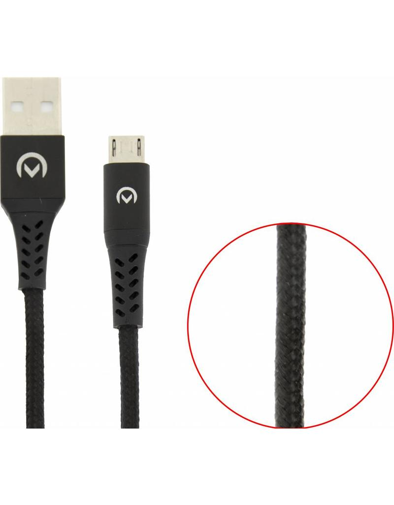 Mobilize Mobilize Nylon Braided Charge/Sync Cable Micro USB