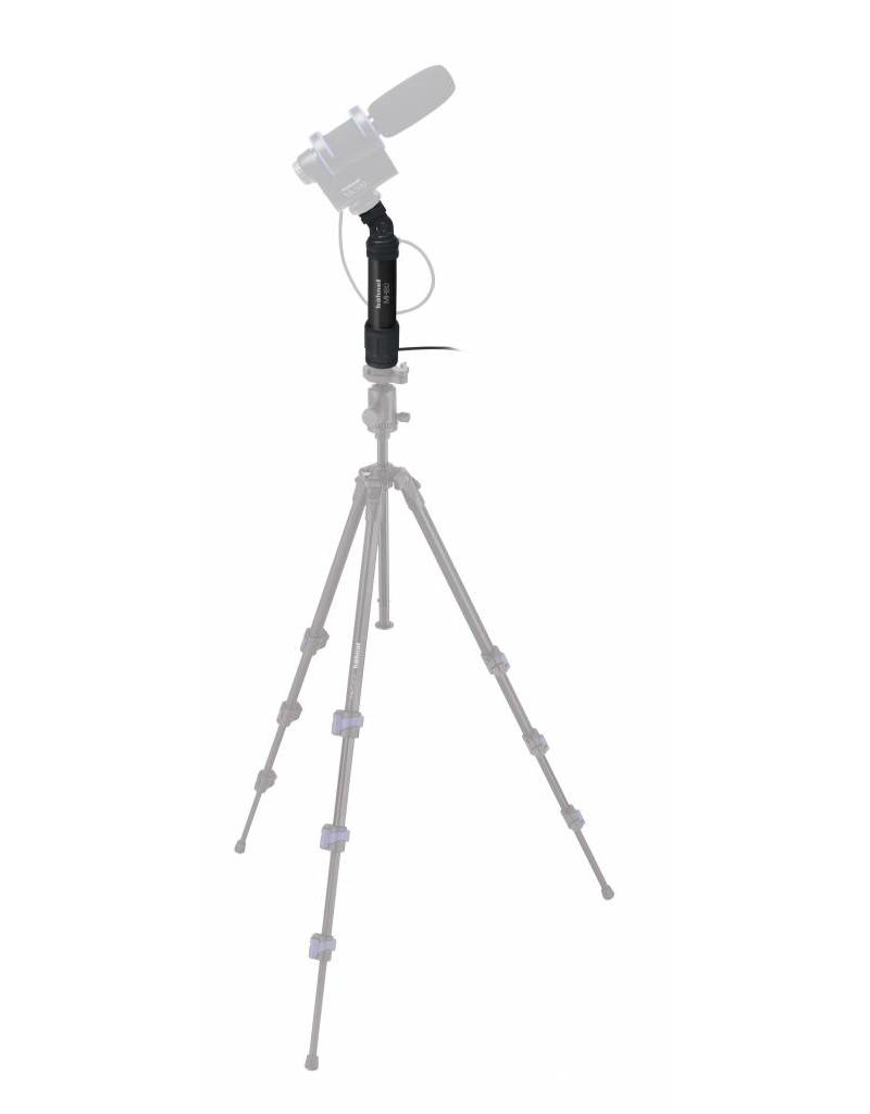 Hähnel Hähnel Mh80 microfoonstandaard voor Hähnel Mk200