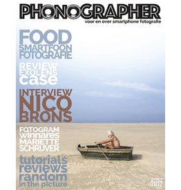 Phonographer magazine Phonographer magazine (01/17)