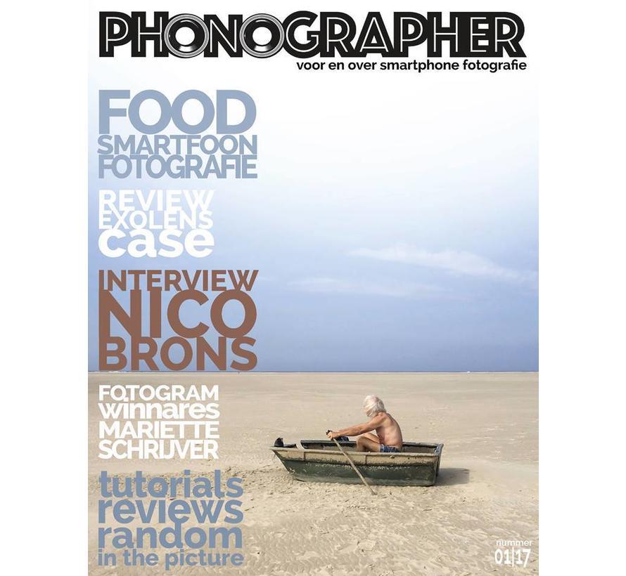 Phonographer magazine (editie 1)