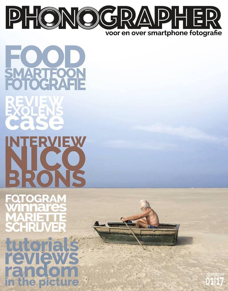 Phonographer magazine Phonographer magazine (editie 1)