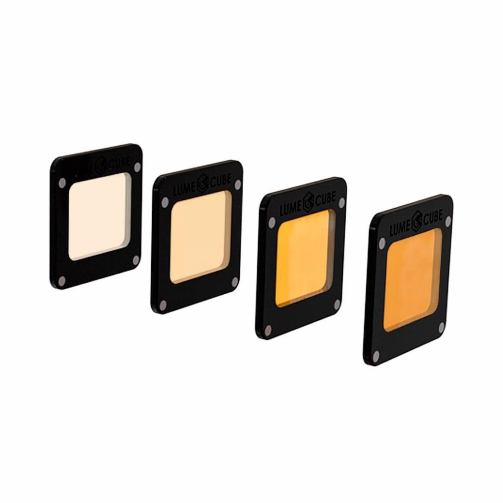 Lume Cube LumeCube CTO Gel Pack Oranjefilters 4-Pack