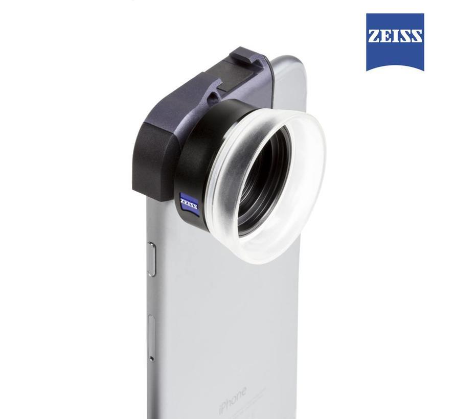 Exolens Pro with Zeiss macro lens
