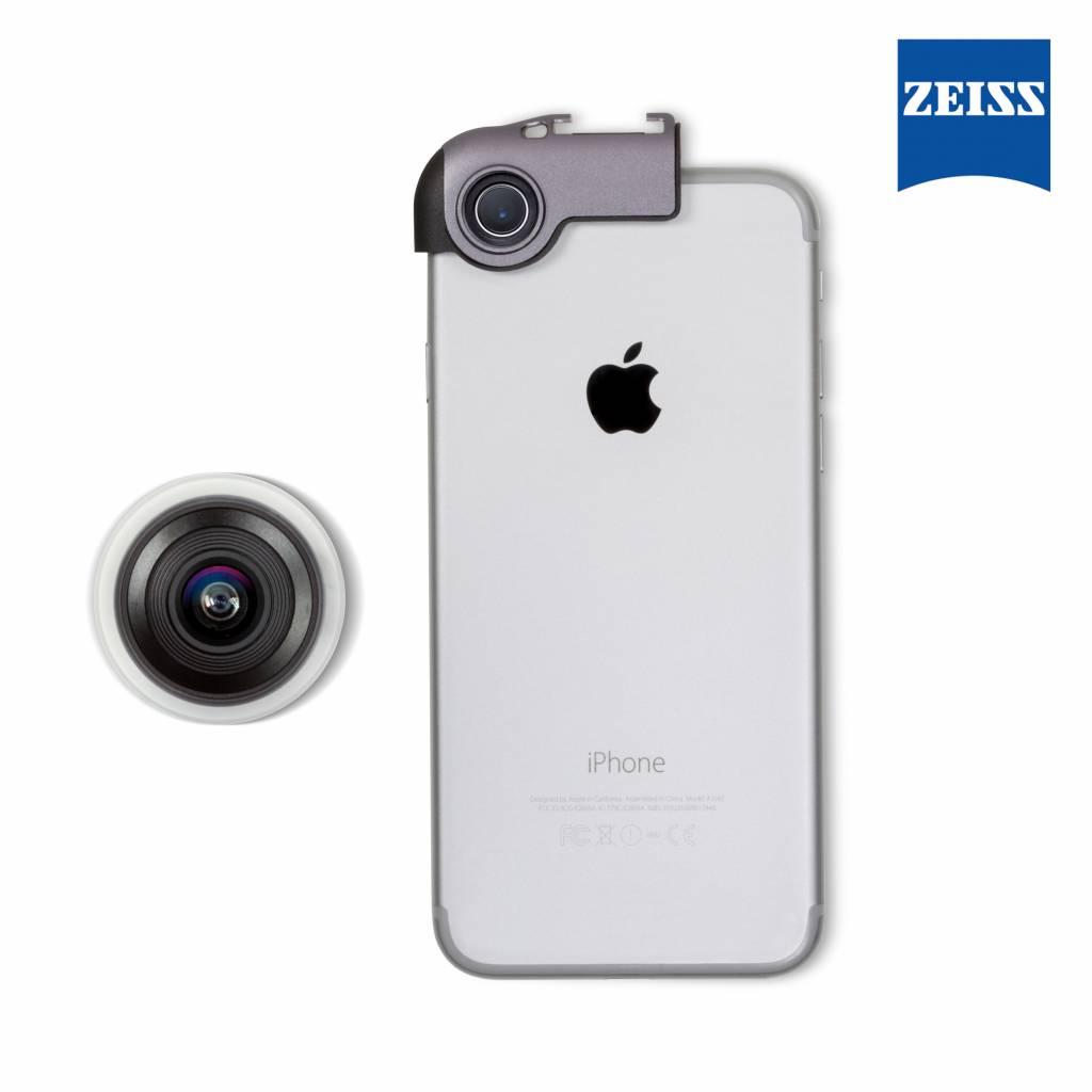 Exolens Exolens Pro met Zeiss macro lens