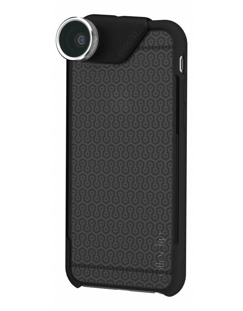 olloclip olloclip bundel iPhone 6/6s | Kleur: Case: Zwart / Lens: Zwart / Zilver
