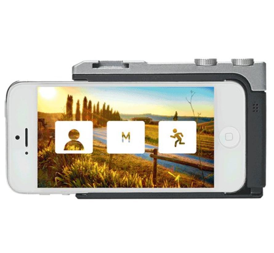 Miggo Pictar one voor iPhone (8,7,6, 6s, SE, 5 & 5s)