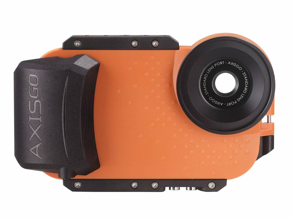 Aquatech AxisGo AxisGO onderwaterhuis iPhone 7/8